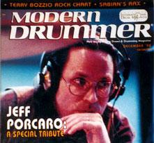 Drummerlegende Jeff Porcaro
