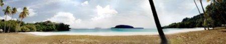 Champagne Beach - Vanuatus Traumstrand