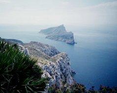Die Insel Dragonera in Mallorcas Südwesten