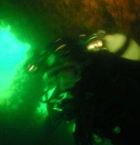 Im Innern des Schiffs